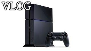 VLOG- Купил PS4