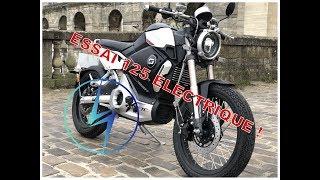 Essai Super Soco TC MAX - La moto 125 électrique performante et abordable