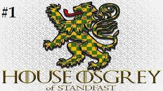 Crusader Kings 2: Game of thrones mod- Osgrey #1
