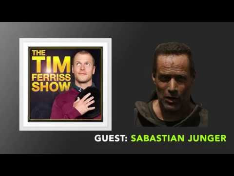 Sebastian Junger Interview (Full Episode) | The Tim Ferriss Show (Podcast)