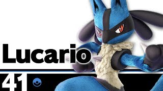 41: Lucario – Super Smash Bros. Ultimate