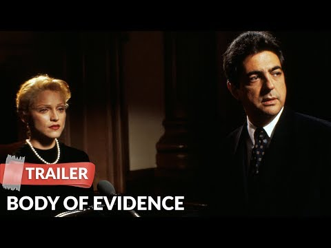 Body Of Evidence 1993 Trailer HD | Madonna | Willem Dafoe