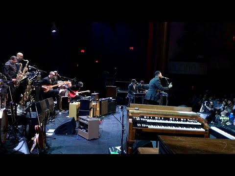 """Don't Cry No More"" • Robert Randolph, Ivan Neville, Steve Jordan • Tribute To BB King • 2/16/20"