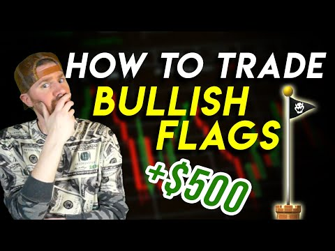 Trading FOREX with The Bull Flag | How to Make $500 Trading Indices (Live Trade Proof)