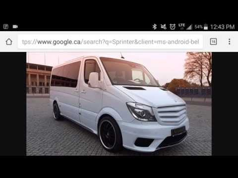 102 - Promaster Transit Sprinter Comparison  ...Future Purchase?
