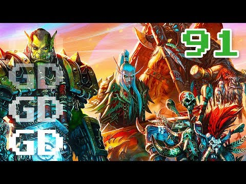 World of Warcraft Gameplay Part 91 - Forlorn Ridge - WoW Let's Play Series
