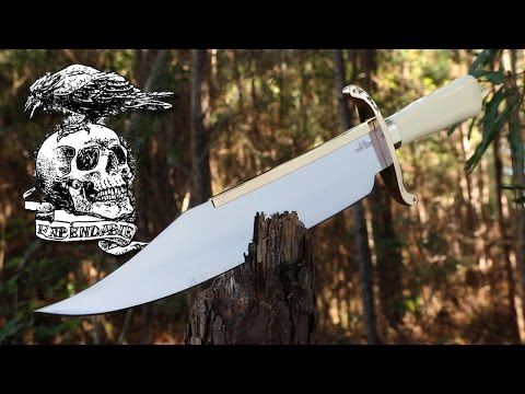 Gil Hibben GH5017 Expendables Bowie video_1