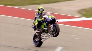 Oh Valentino, MotoGP -- Austin, Texas Video