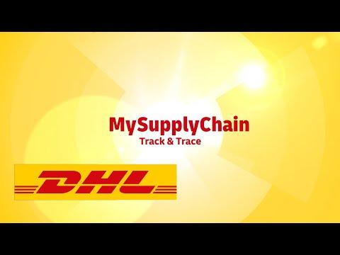 DHL MySupplyChain Track & Trace