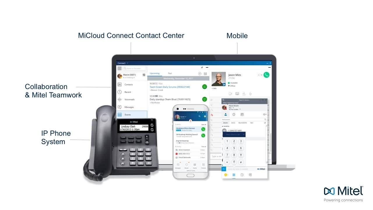 VOIP Phone Systems | Improve Efficiency - McEnroe Voice