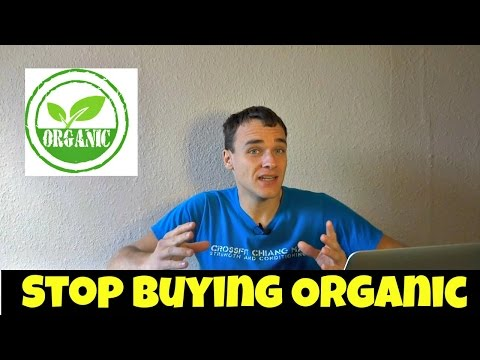 Another Reason To Skip Organic Produce