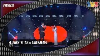 Muzik Muzik 31  | Elizabeth Tan feat Faizal Tahir - Setia | Semi Final