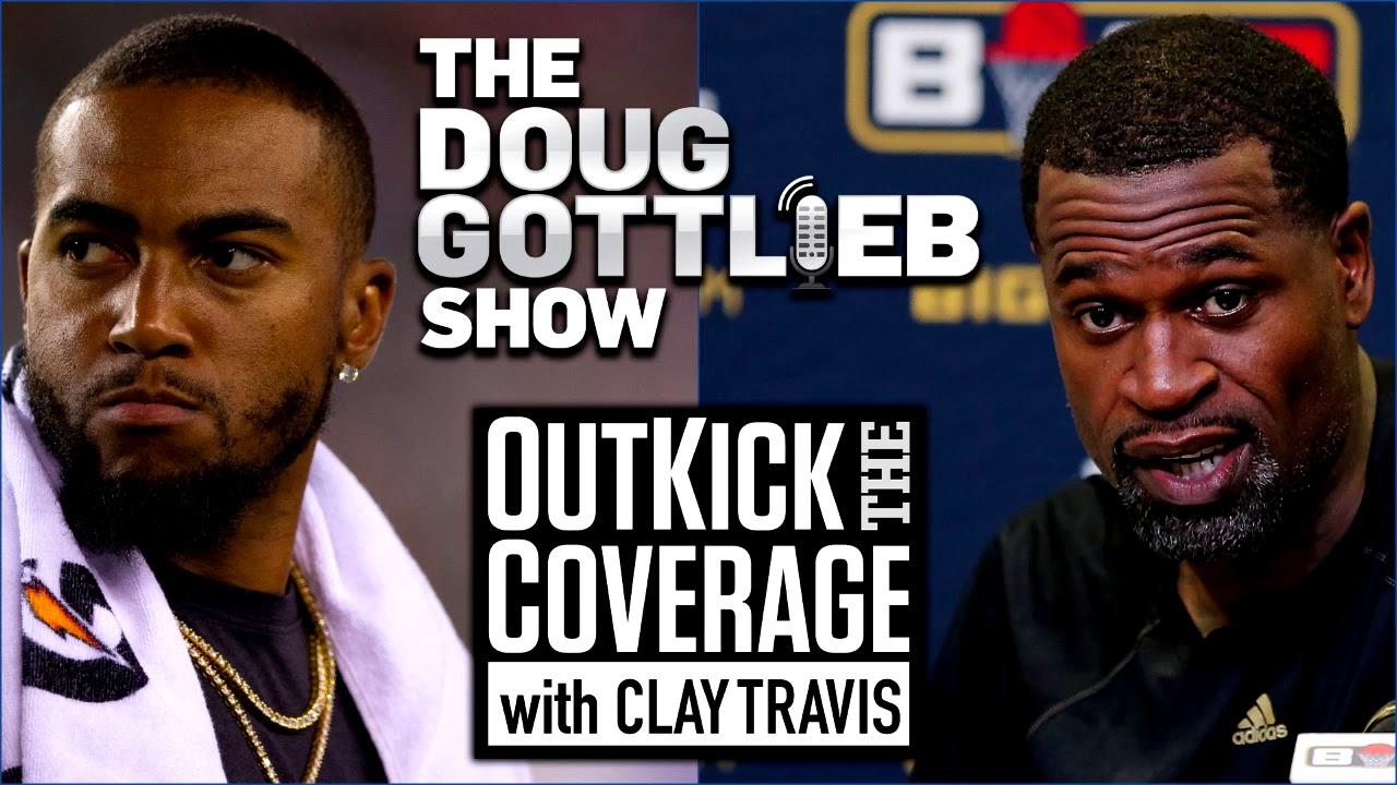 Players' Silence On DeSean Jackson's Anti-Semitic Beliefs Is Deafening - Doug Gottlieb & Clay Travis