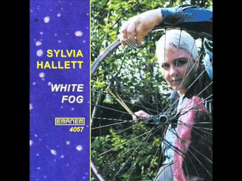 Sylvia Hallett - Woman with dustpan and broom