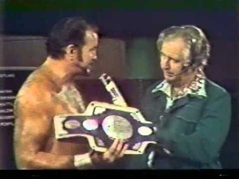 Dutch Savage: 16 Time Portland Wrestling Champ