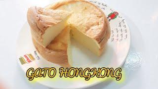 Hong Kong Sponge Cake Without Oven 香港スポンジケーキ| Gato Hong Kong Bằng Nồi Cơm Điện | MÓN NGON NHÀ LÀM