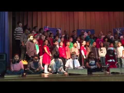 Julia F Callahan Elementary 2015 Holiday Performance JOYFUL BELLSN