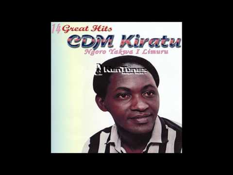 Niwega Kimathi - CDM Kiratu (Original)