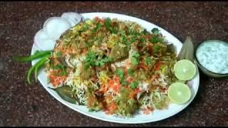Mutton Biryani - Hyderabadi Special Mutton Dum Biryani | Syed Asma