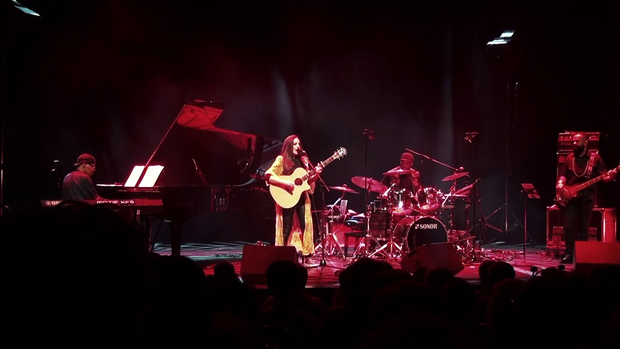 "Ellene Masri performs ""Human Nature"" @ Women in Jazz Festival 2018"