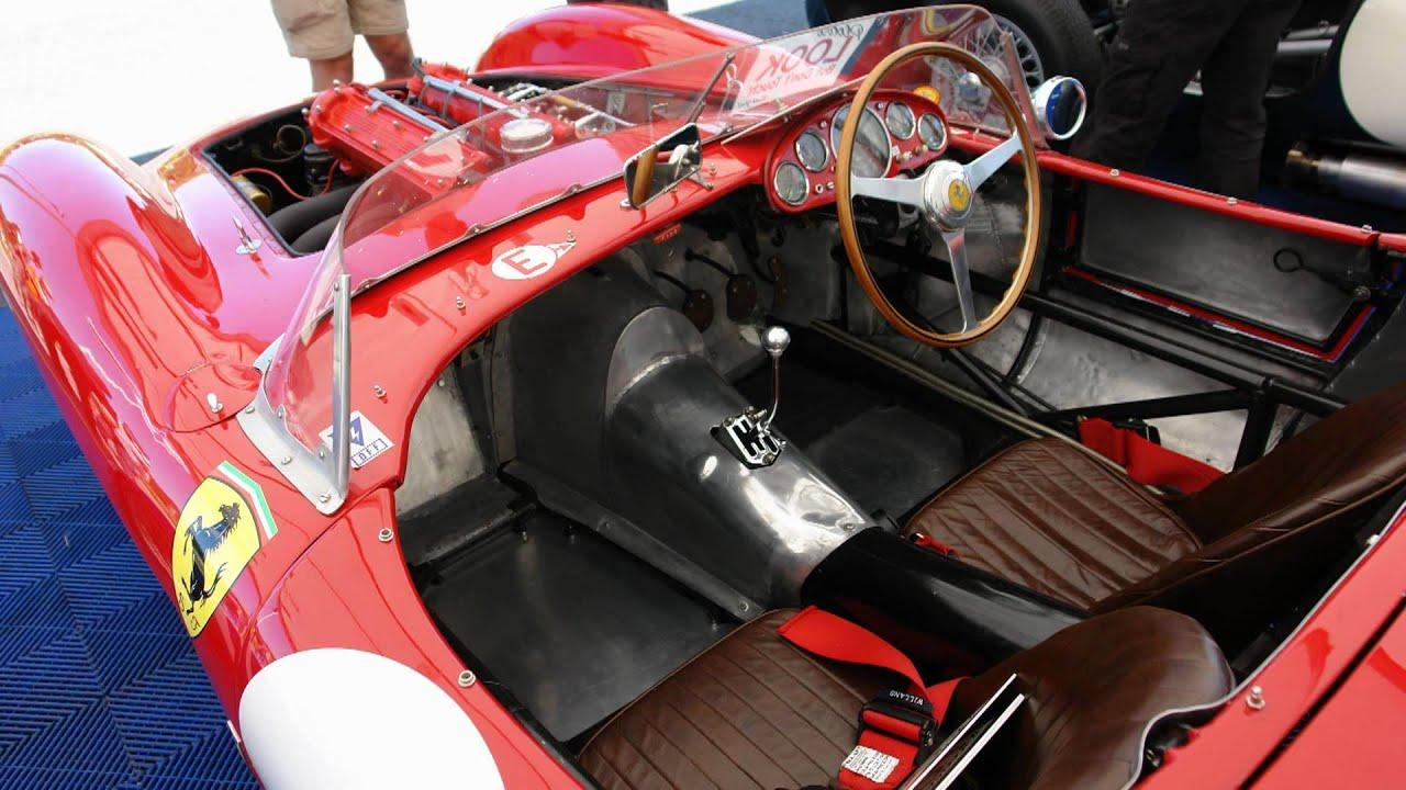 Ferrari 0600mdtr testa rossa prototype 4 cylinder 1958 youtube ferrari 0600mdtr testa rossa prototype 4 cylinder 1958 vanachro Gallery