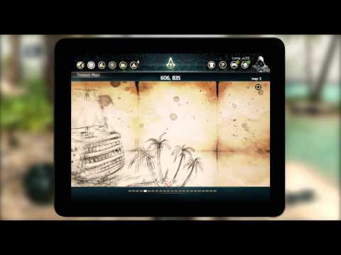 Companion App Trailer   Assassin's Creed 4 Black Flag [UK]