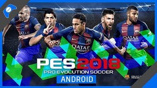 PES 2018 ANDROID [APK OBB] Fr
