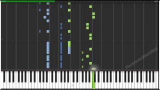 [Piano Tutorial] Naruto - Strong and Strike