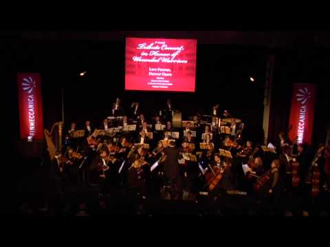 The Overture to La Gazza Ladra-New York Opera Society