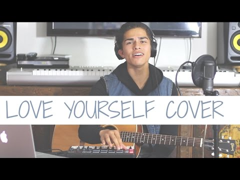 Love Yourself by Justin Bieber  Cover by Alex Aiono