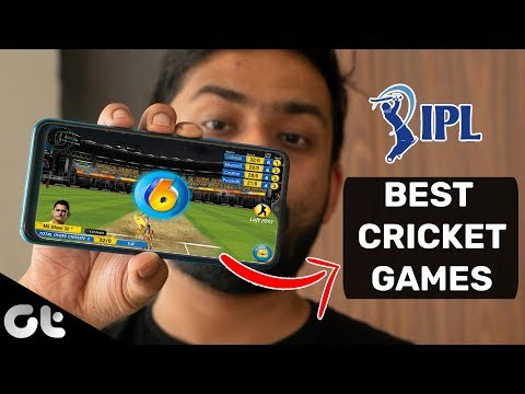 Top 5 Best IPL CRICKET GAMES OF 2019 For Android | SUPER GRAPHICS