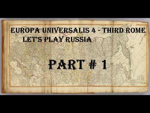 Europa Universalis 4 - Third Rome: Russia Part 1 |