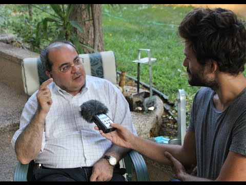 Ahmad Tibi, deputy speaker of the Knesset - Jung & Naiv in Israel: Episode 202