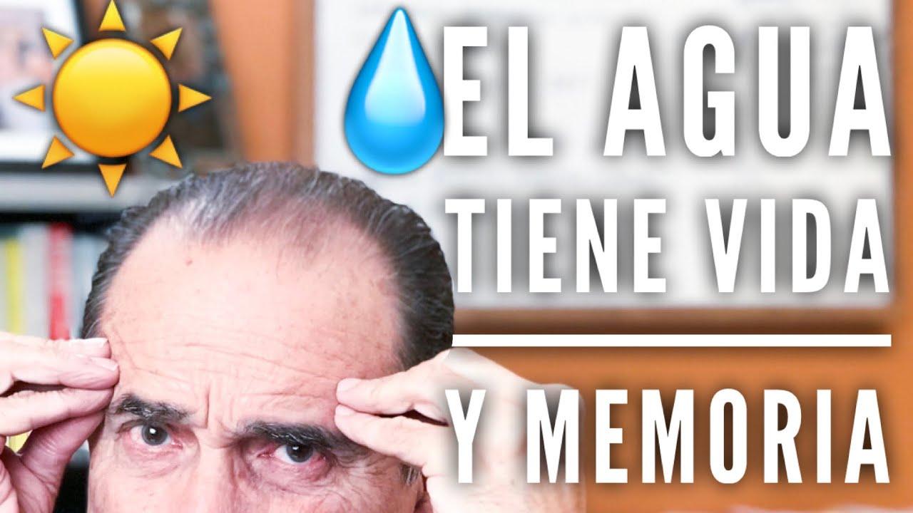 Episodio #1063 El agua tiene vida y memoria