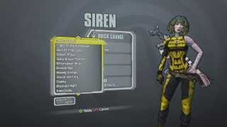 Borderlands 2 - Maya the Siren's Gearbox Community Day 2013 Head and Skin