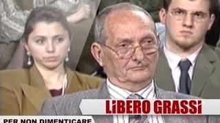Libero Grassi, ucciso a Palermo il 29 agosto 1991