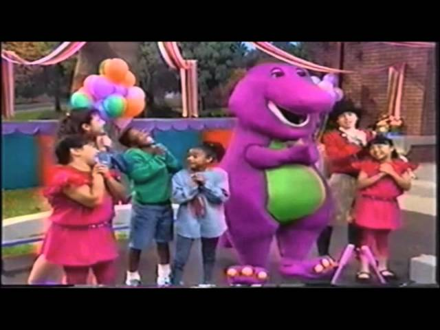Barney: If All the Raindrops (1993) - clipzui com