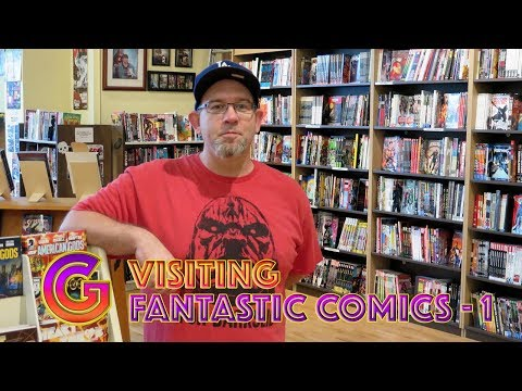 The French Geek and Fantastic Comics - 1