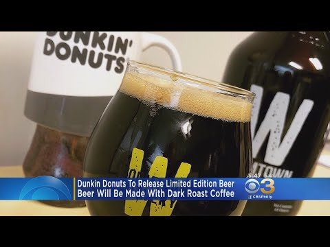 DZL - Dunkin Beer is finally HERE!
