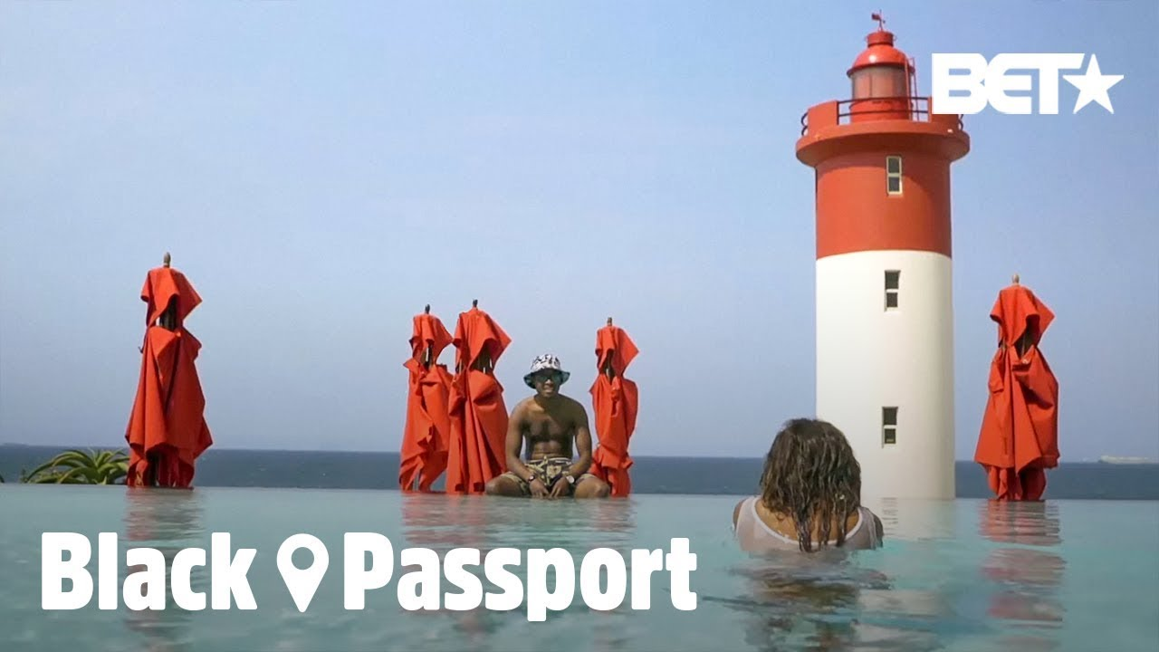 The World's Tallest Bunjee Swing Is In Durban, South Africa! | Black Passport