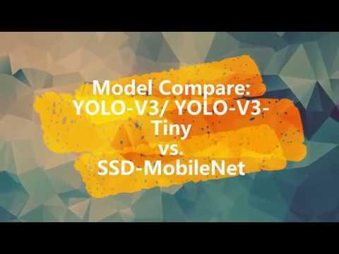 【Darknet-Cross Performance】1  Model Compare