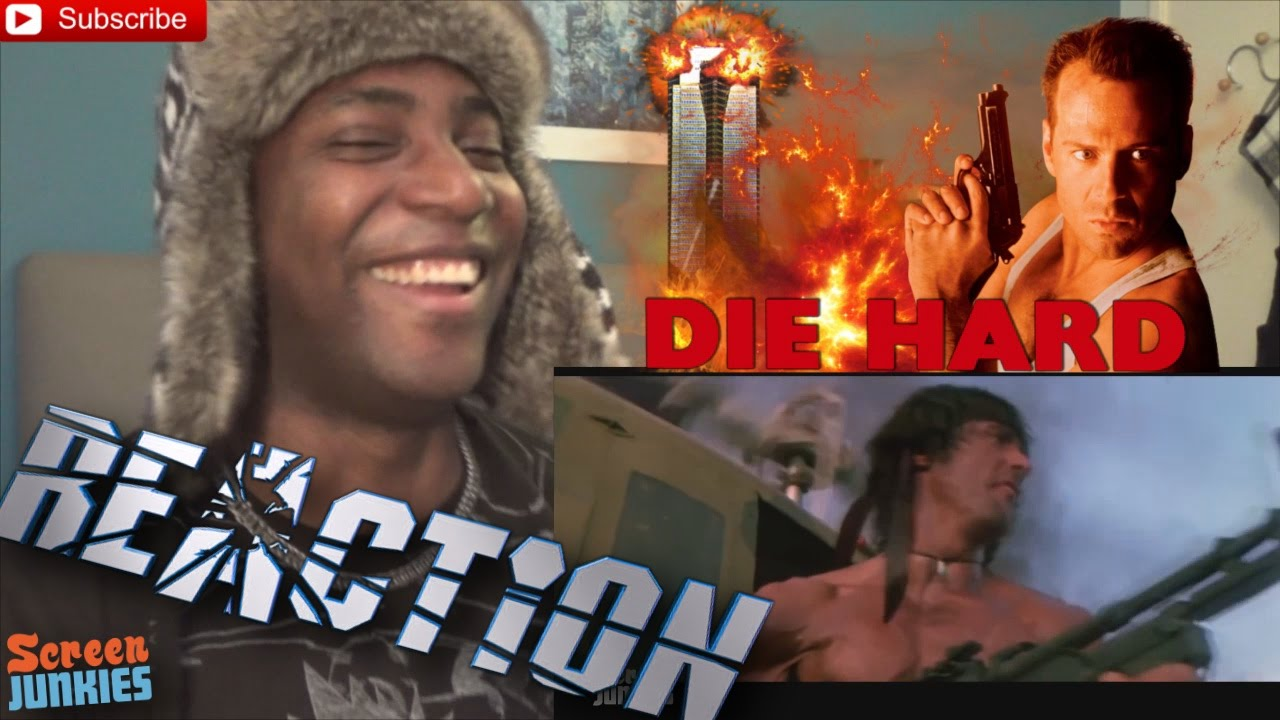 die hard 4 reaction Die hard analysis by william c martell since its release in 1988, die hard has become a benchmark of action films, frequently sighted as one of the best action films of the past twenty years.