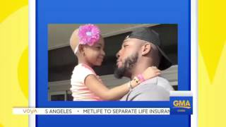 Devon Still Says Daughter, Leah, 'Beat Cancer'