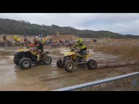 Weston beach race quads 2017