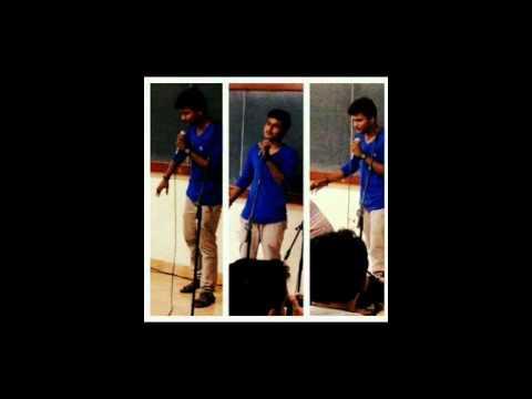 Neeyum Naanum karaoke version