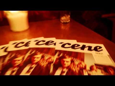 'cene magazine - Launch Event 15/03/2017 #keepitkent