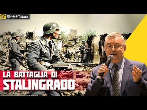 Alessandro Barbero - La Grande Battaglia: Stalingrado 1942 - Seconda Guerra Mondiale (Audiolibro 10)