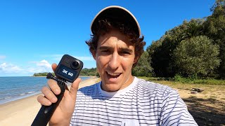 How to setup GOPRO MAX (beginners guide)