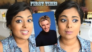 First Kiss, First Job, My Obsession With Nick Carter - First Time Tag!
