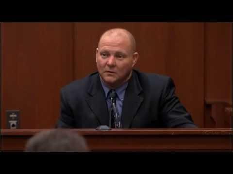 Zimmerman Trial - Mark Osterman (GZ friend) July 2 2013